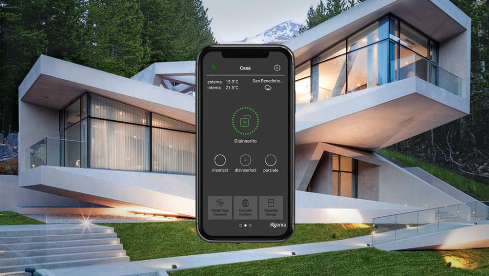Ksenia Security – Smart Home