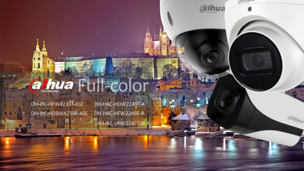Full color camera