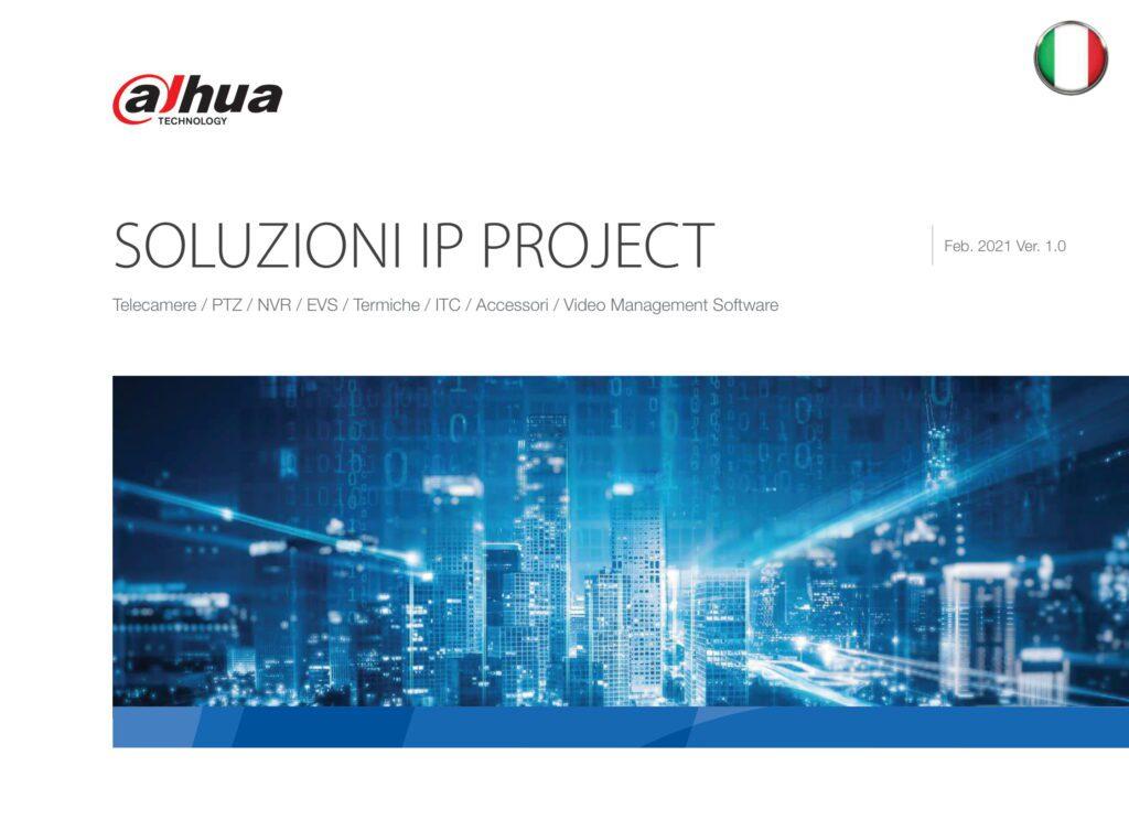 listino ip project dahua