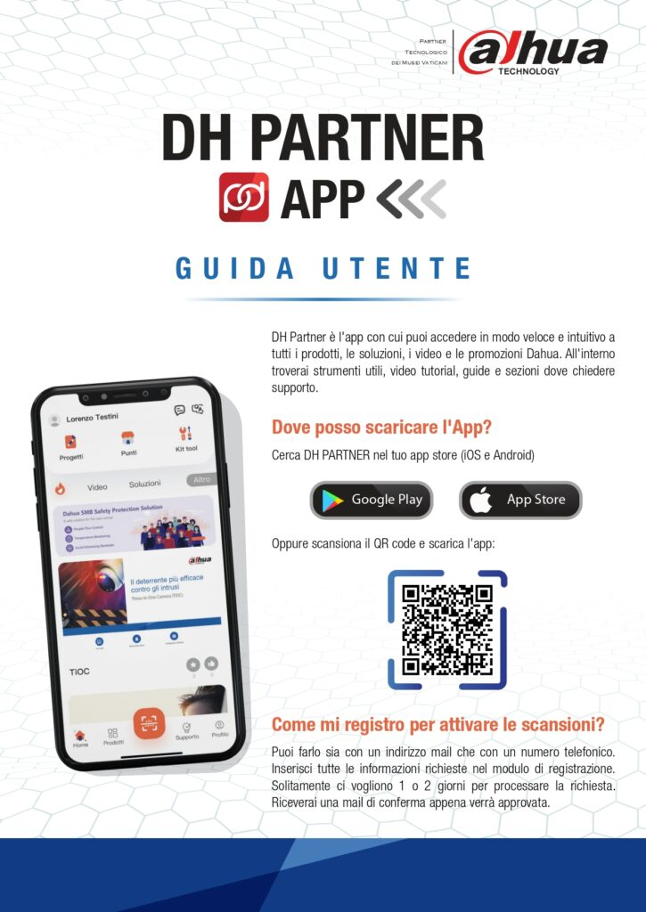 guida dh partner app