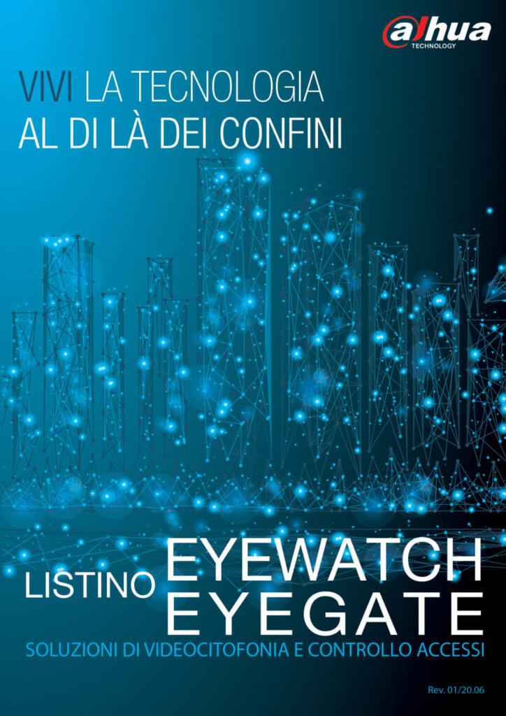 listino eyewatch eyegate
