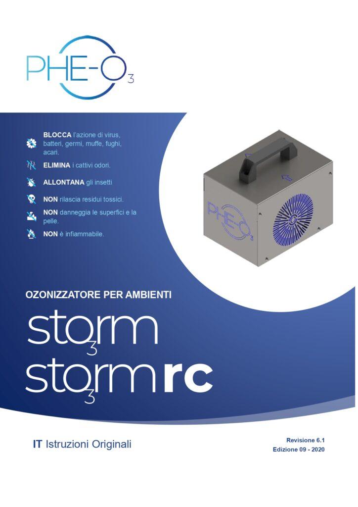 manuale storm